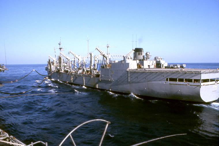 از تغییر فرماندهان تا حضور در اقیانوس اطلس