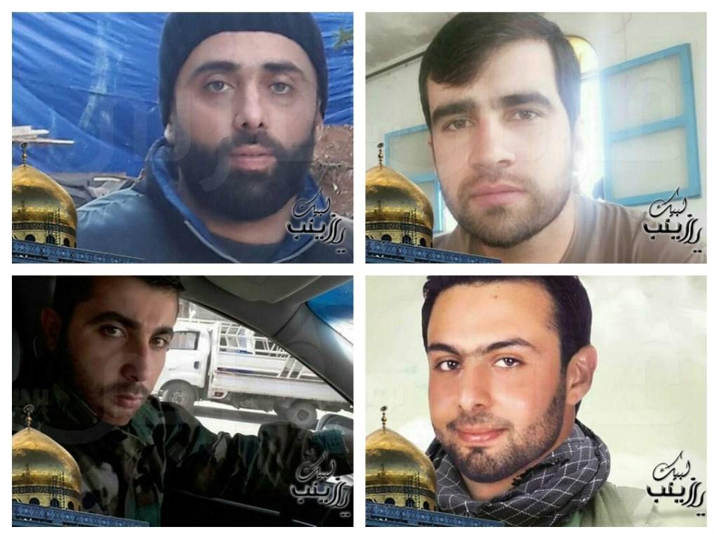 جزئیاتی از ۱۷۲ شهید مقاومت لبنان در سال ۲۰۱۷ میلادی+ ع