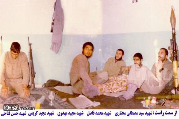 زندگینامه شهید مهدوی از شهدای هویزه که امروز سالگرد شهادتش است///از تلاش برای محرومیت زدایی تا شهادت در«کربلای هویزه»