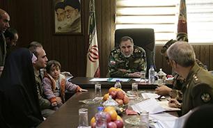 بیماران صعبالعلاج خانواده نیروی زمینی ارتش علاوه بر درمان از کمکهای بلاعوض برخوردار میشوند