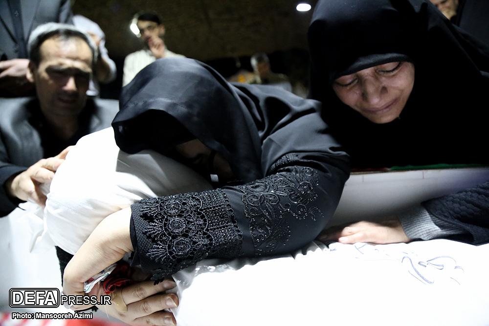 حفظ حجاب، قدردانی از خون شهداست/ هیچکس نمیدانست ما خانواده شهید هستیم