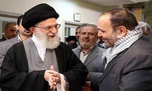 تشکر خانواده شهید علی خوشلفظ از رهبر انقلاب