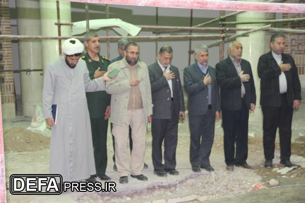 بازدید سردار «باقرزاده» از مرکز فرهنگی دفاع مقدس یزد