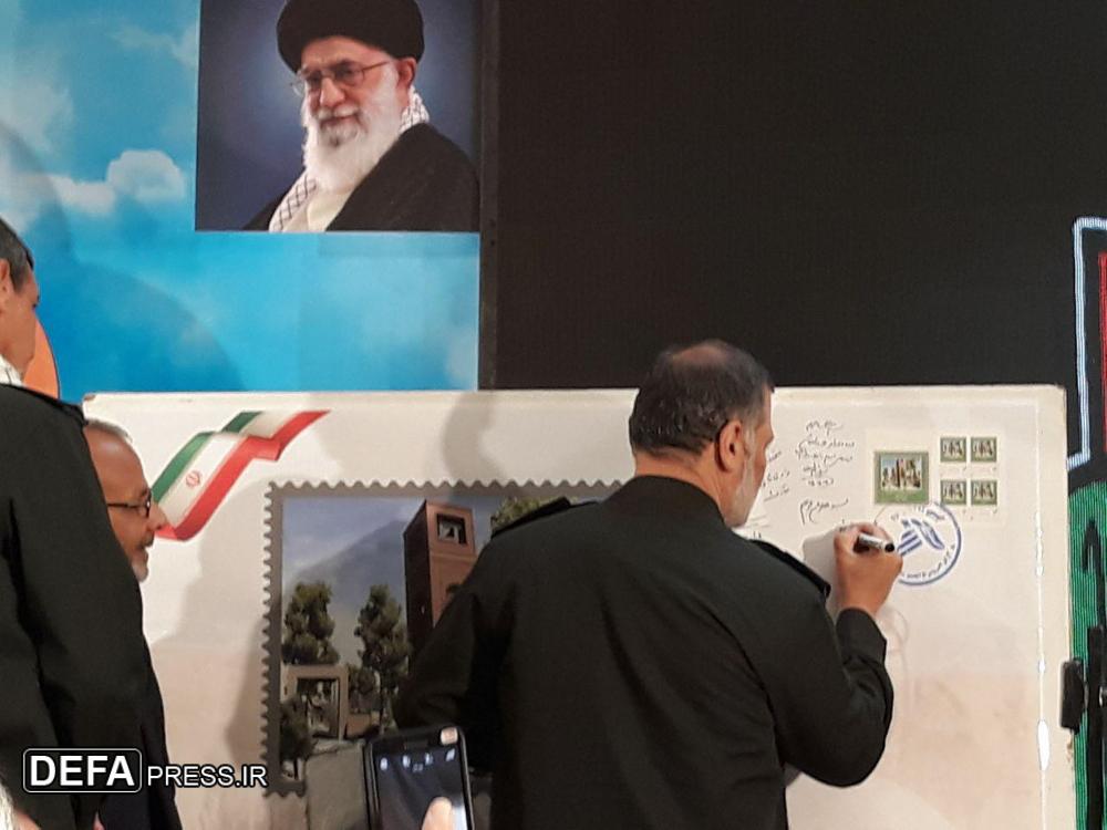 مرکز فرهنگی دفاع مقدس استان یزد افتتاح شد