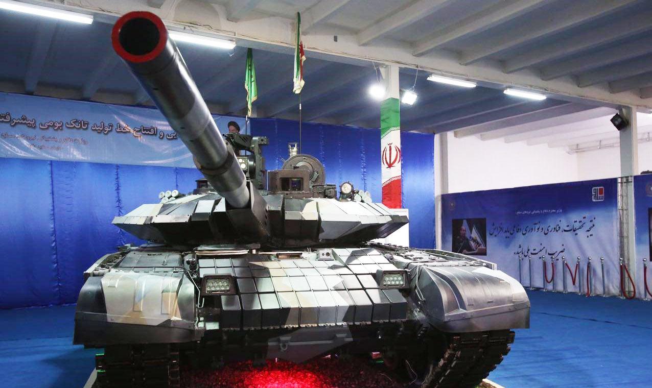 «کرار»های ایرانی در آستانه پا گذاشتن به عرصه دفاع زمینی