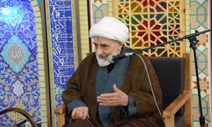 پیام تسلیت امام جمعه همدان در پی درگذشت پدر شهید «محمدمهدی مروج»
