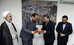 رضا جلالی به عنوان مدیرکل امور ایثارگران شهرداری تهران منصوب شد