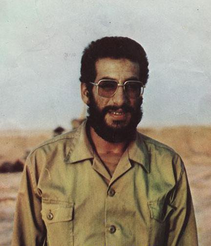 تصاویر/ سردار شهید حاج رضا امانی بنی