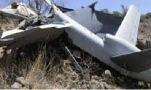 انهدام یک هواپیمای جاسوسی ائتلاف سعودی در خاک یمن
