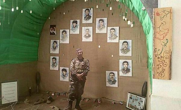 وصال دو باجناق شهید بعد 30 سال+ تصاویر