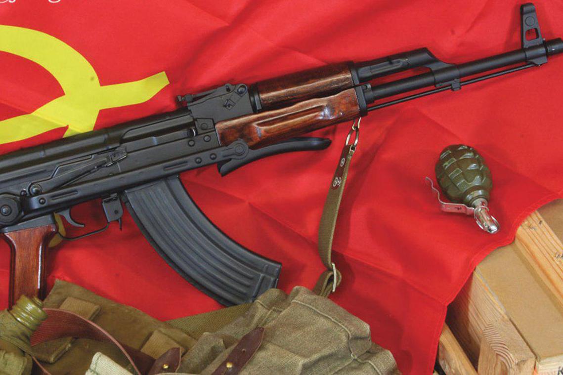 بررسی انواع «کلاشینکف»