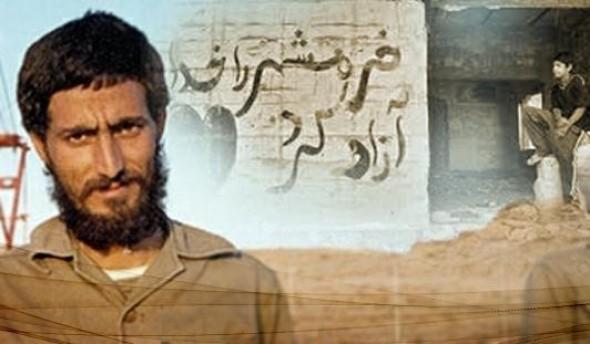 فیلم/ روایت شهادت فرمانده سپاه خرمشهر در مسیر بیت المقدس
