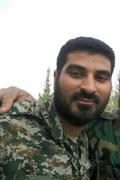 شهادت تخریبچی مدافع حرم «علیرضا قبادی» در سوریه