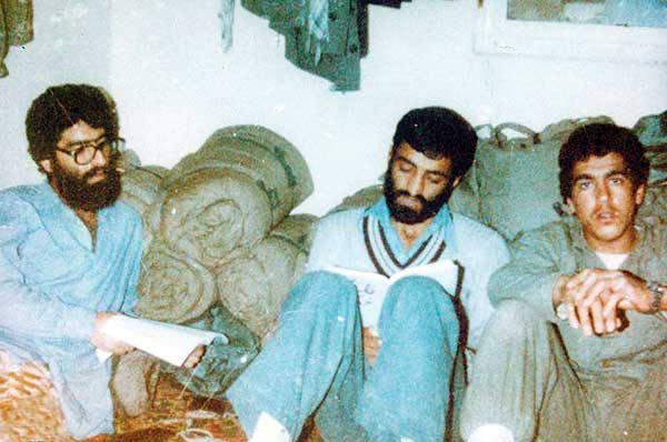 شهیدی که حاج احمد متوسلیان در سوگش مویه کرد
