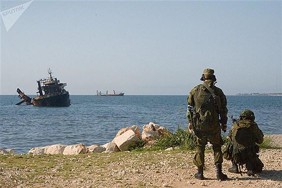 maneuvres de la marine en méditerrannée