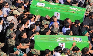جمعه؛ تشییع پیکر مطهر دو شهید فاطمیون در تهران
