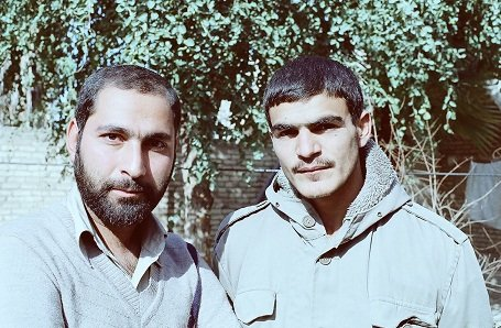 توصیه رزمنده ایرانی به مبارزین فلسطینی درباره موساد