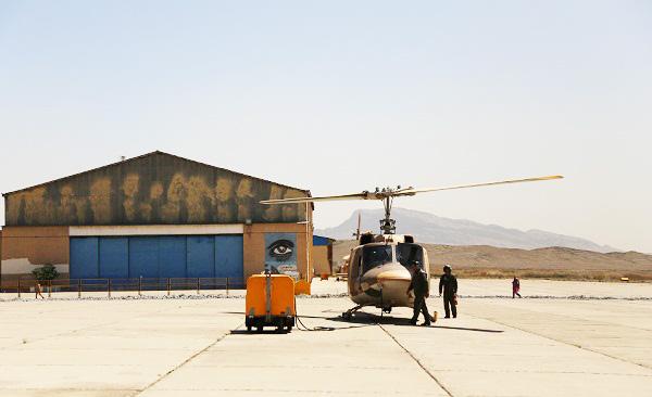 بالگرد 214؛ از جابه جایی 170 تن مهمات در عملیات خیبر تا پرواز اورژانسی