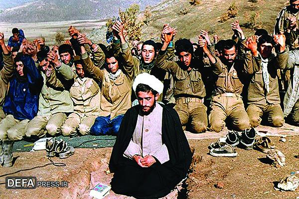 خاطراتی از نماز رزمندگان در دفاع مقدس