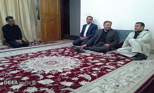 حضور پیکر مطهر سردار شهید «رفیعی» در دانشگاه فردوسی اثر گزار خواهد بود