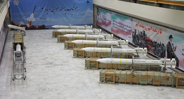تور پدافندی موشکهای «صیاد 3» برای شکار هواگردهای جاسوسی در ارتفاع بالا