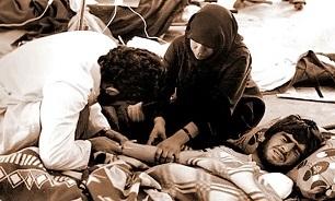 رزمندگان را سرباز امام زمان (عج) میدانست/ همه تحت تأثیر جانبازان در مراسم ازدواجمان قرار گرفته بودند