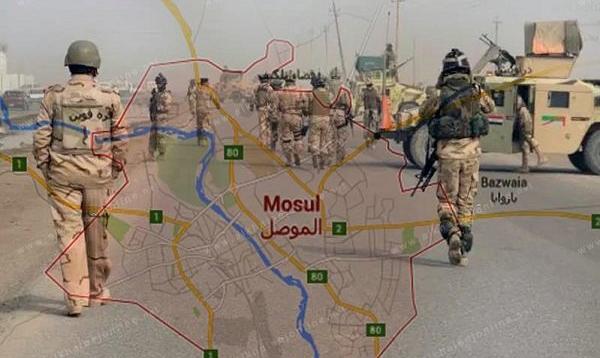 قطع سر افعی در موصل؛ از کارشکنی های تا فداکاری های حشد الشعبی