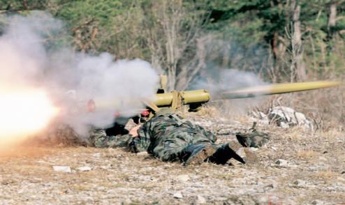 خودروهای انتحاری داعش با کدام موشک ضدزره منهدم میشوند؟