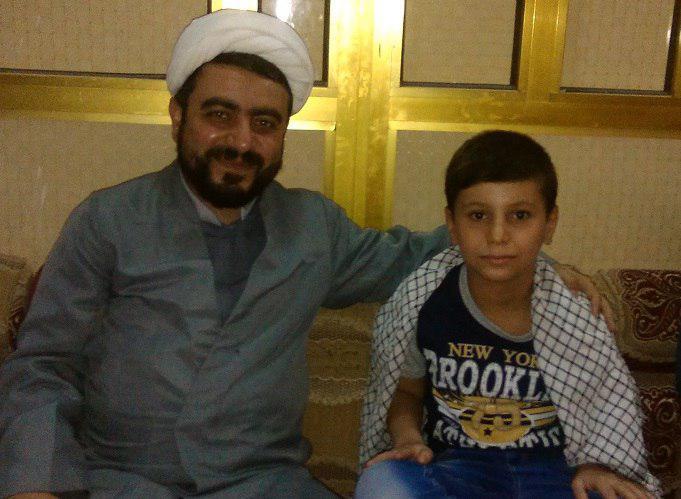 عکس/ سلفی با علی خامنهای در عراق