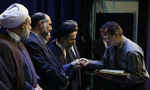 از آزادگان و ایثارگران دفاع مقدس در وزارت فرهنگ و ارشاد اسلامی تجلیل شد