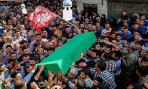 شهید مدافع حرم«محمد حسینیان» در مشهد تشییع می شود/فوری