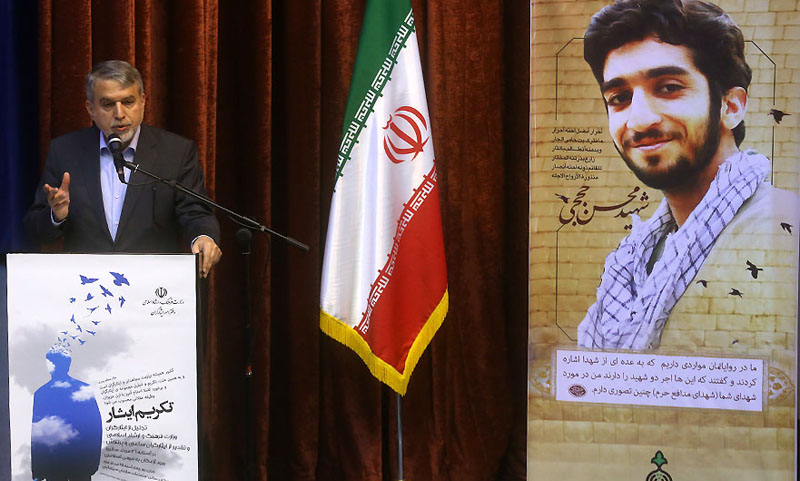 ایثارگران و آزادگان هم از تبار شهدا هستند/ هیچکس نباید انقلاب اسلامی را به نام خود ثبت کند