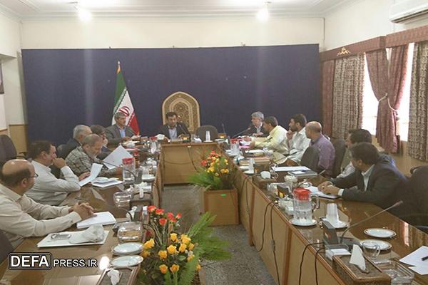 برگزاری اولین جلسه کمیته پیشکسوتان و تشکل های مردم نهاد