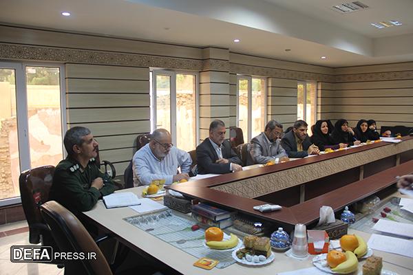 پیشتازی استان یزد در روند کار دانشنامه دفاع مقدس