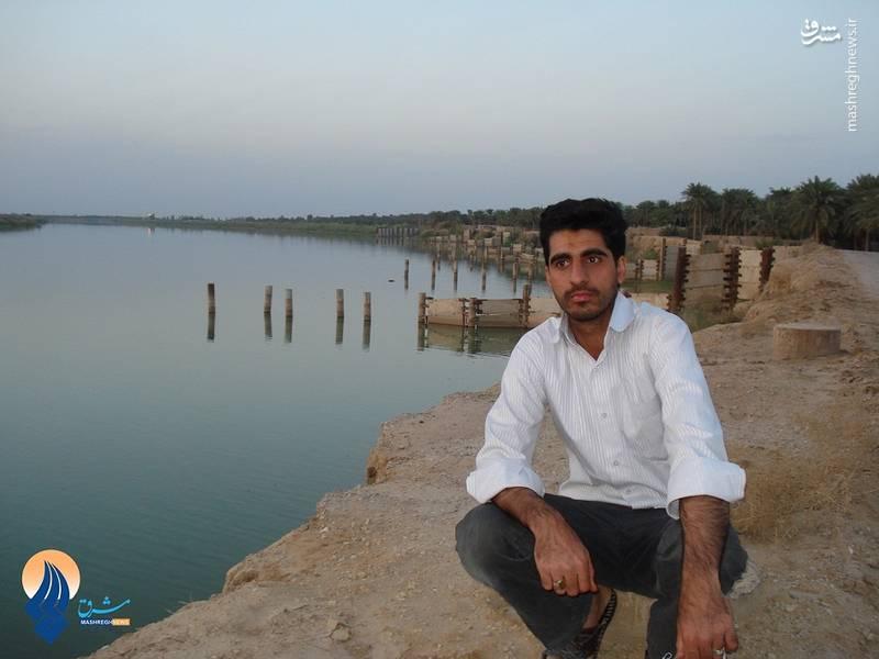 شهیدی که از پشت بیسیم خبر شهادتش را اعلام کرد