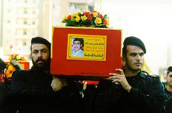 سالگرد شهادت فرزند ارشد دبیرکل حزبالله/ پسرانی پیرو خط پدران