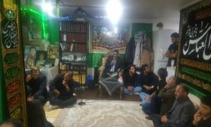 گردهمایی هیات رزمندگان تیپ فرات در ساوجبلاغ برگزار شد