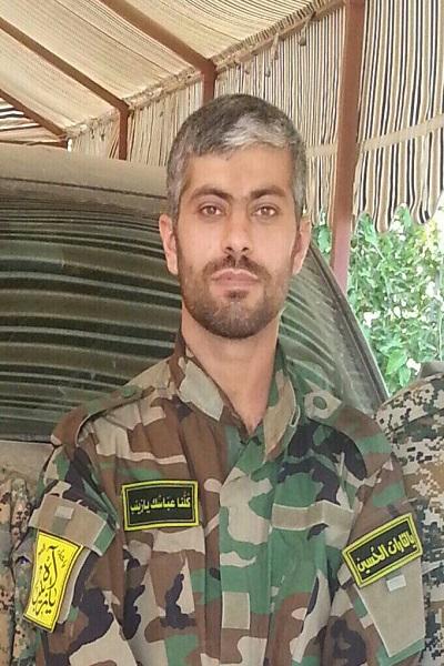 شهیدی که عکس و نوشته اعلامیه شهادتش را انتخاب کرد