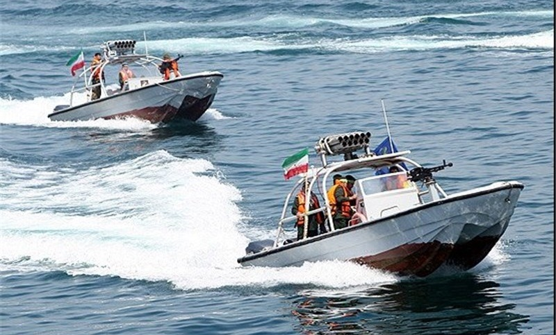 ورود سپاه به عملیات دریایی