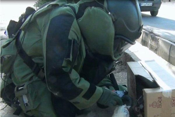 کشف تجهیزات تقلبی شناسایی مواد منفجره/صرفه جویی 40 میلیون دلاری در ساخت تجهیزات بومی چک و خنثی سازی