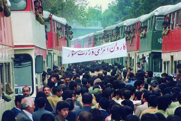 مروری بر کارنامه درخشان بسیج از انقلاب اسلامی تا دوران دفاع مقدس