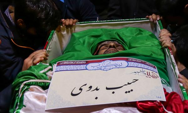 جزئیات مراسم استقبال، وداع و تشییع شهید «حبیب بدوی» اعلام شد