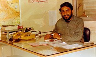 وصیتنامه شهید سید رضا حسینی/ خدایا مردم محروم کردستان را از شر آمریکا محفوظ بگردان