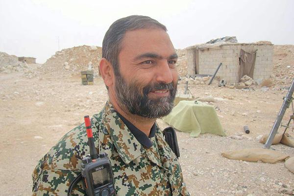 یکی از پیشکسوتان ادوات تیپ نینوا در سوریه آسمانی شد