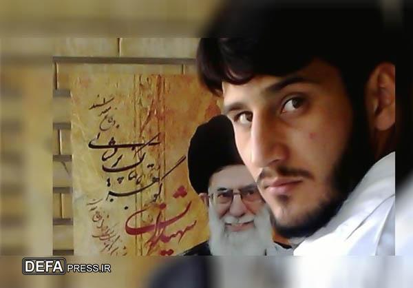 شهید مدافع حرمی که معتقد بود دفاع از اسلام محدودیت مرزی ندارد/ امام حسین (ع) در مدینه زندگی میکرد ولی در عراق به شهادت رسید