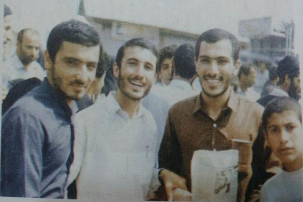 جبهه برایش دانشگاه امام حسین(ع) بود/ اسم افراد نیازمند را در نامههایش از جبهه برای کمک مینوشت
