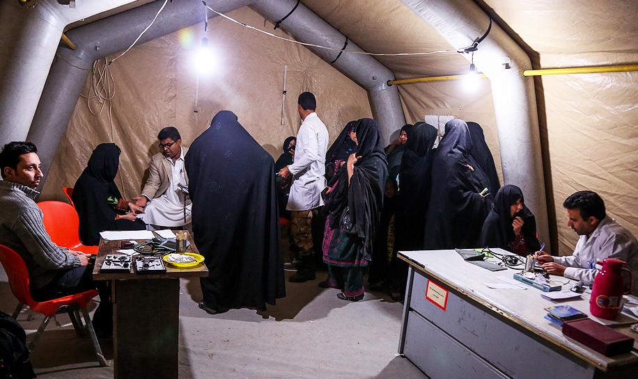 ویزیت 4 هزار و 857 نفر در استان سیستان و بلوچستان