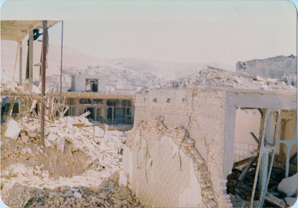 شهادت هفت تن از اعضای خانواده در نخستین روز جنگ تحمیلی