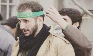 دیدار جمعی از کارکنان سپاه بهار با خانواده شهید «سیدمیلاد مصطفوی»