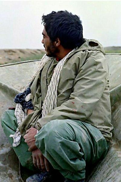 ماجرای یک عکس پس از شهادت «عباس کریمی»